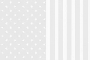 American flag faded background