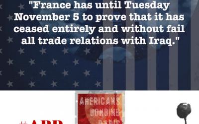 Buy Americans Bombing Paris here.