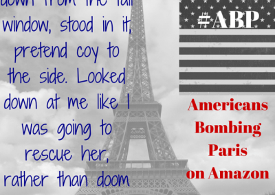 Quote on the Eiffel Tower Amazon #ABP