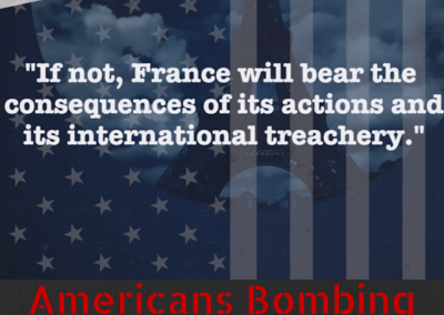 France Quote International Treachery