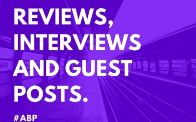 Reviews, Interviews and Guest Posts.