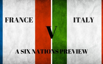 France v Italy  A Six Nations Preview