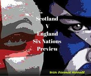 Scotland V England Rugby Six nations