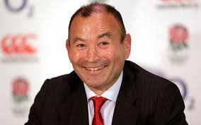 Eddie Jones England Rugby Manager