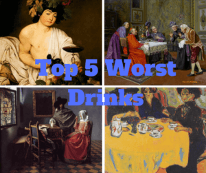 Top 5 worst drinks for evil peoplw Thomas-Bartlett-#ABP-Americans-Bombing-Paris-Writer