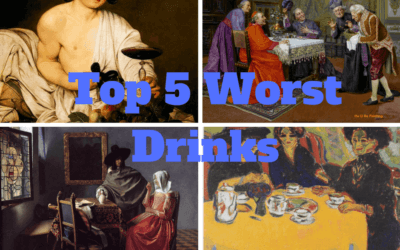 Top 5 Worst Drinks