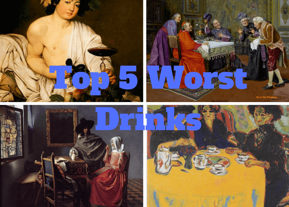 Top 5 Worst Drinks