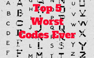 Top 5 Worst Codes Ever